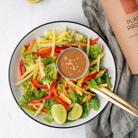 Asian Salad 1